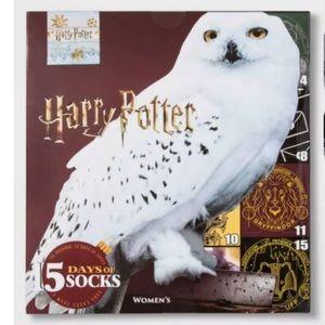 Harry Potter 15 days of socks